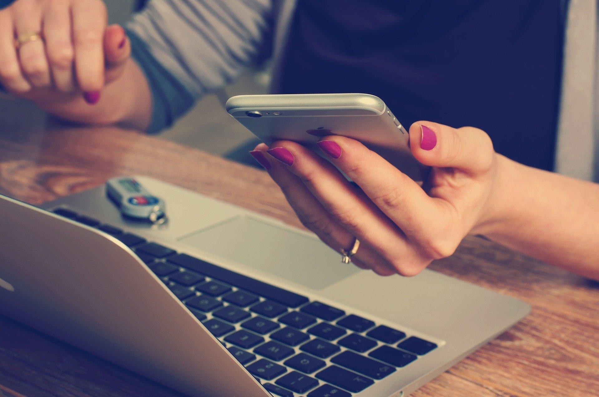 Behandling kan ske över nätet