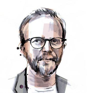 Illustration av Damon Barrett