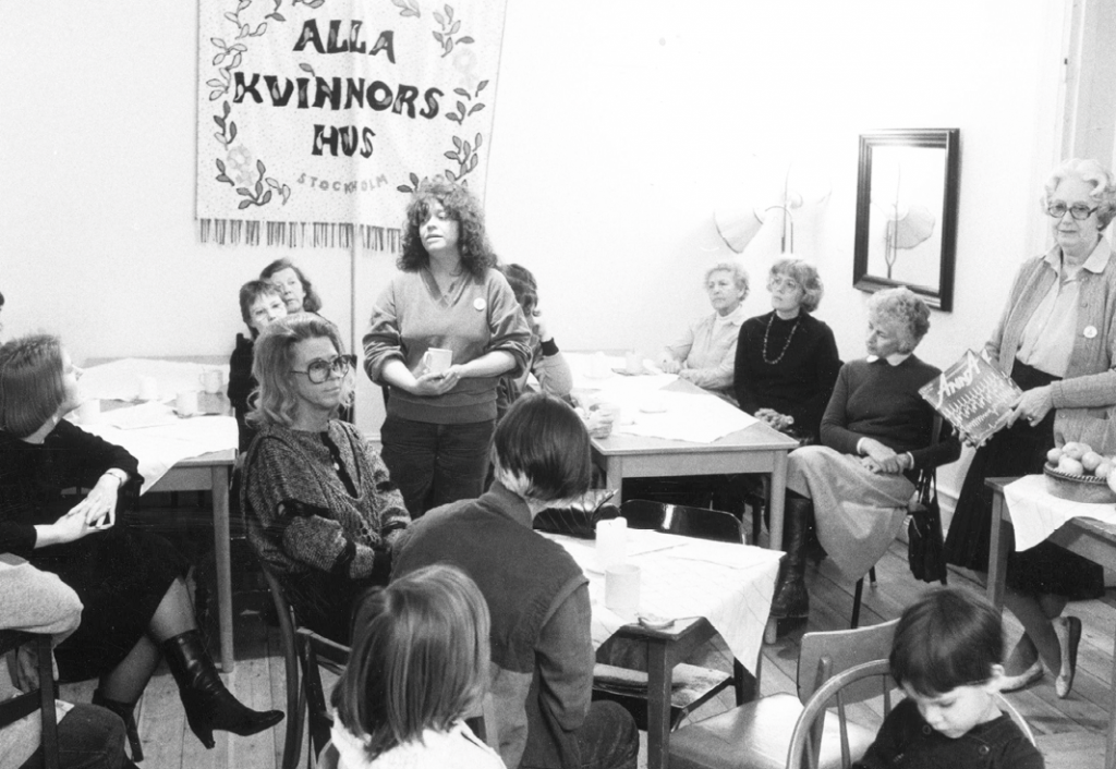 Stockholm 1984.