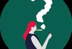 Är nikotin farligt? Illustration Karin Ulin