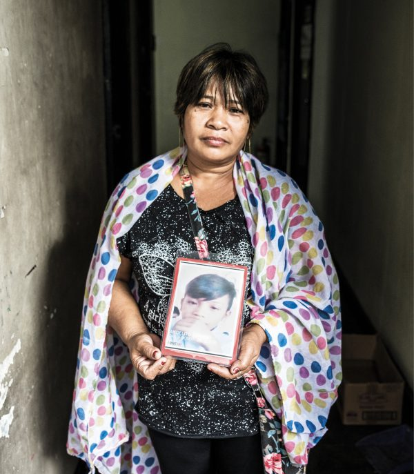 Reportage från Filippinerna. Foto Jesper Klemedsson
