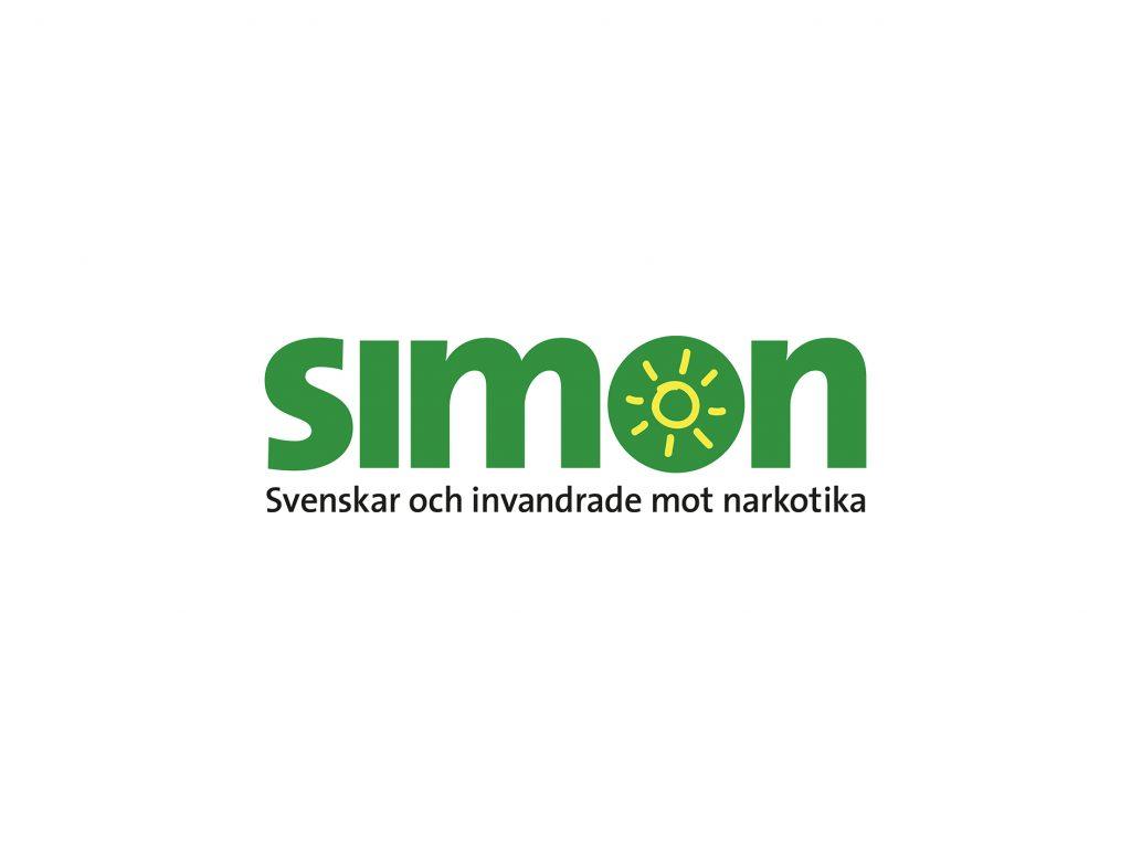 Organisationen SIMON:s logga