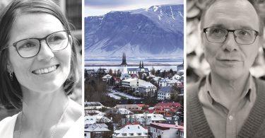 Bilder av Ina Koning, Reykjavik, Håkan Leifman
